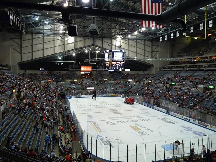 Allen County War Memorial Coliseum Fort Wayne In Home Of The
