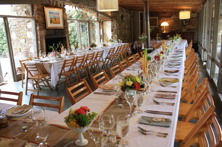 ed dixon food design seated wedding at boyd baker house