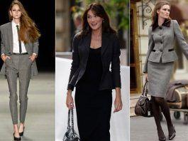 Официальный, деловой стиль одежды для женщин и мужчин, фото