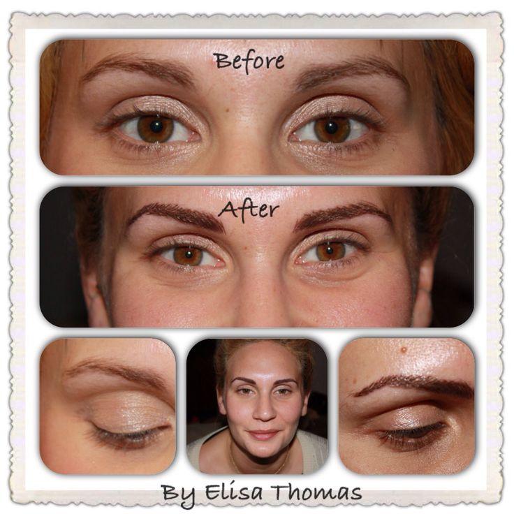 Semi_Permanent cosmetics by ELISA