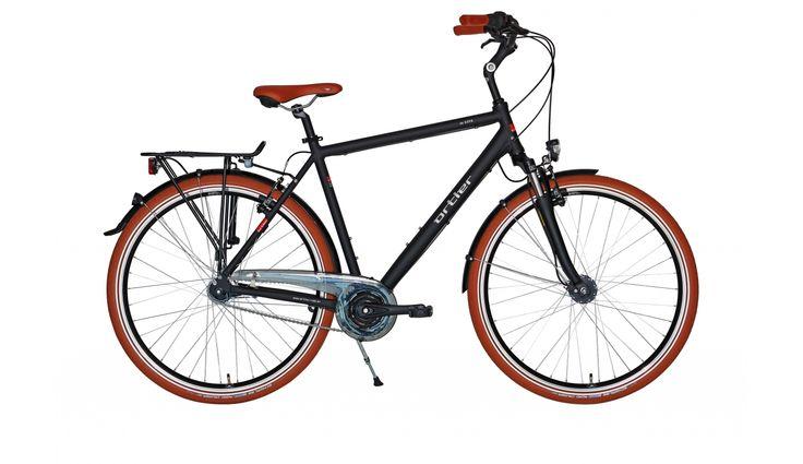 Ortler deGoya Herren schwarz matt günstig kaufen ▷ fahrrad.de