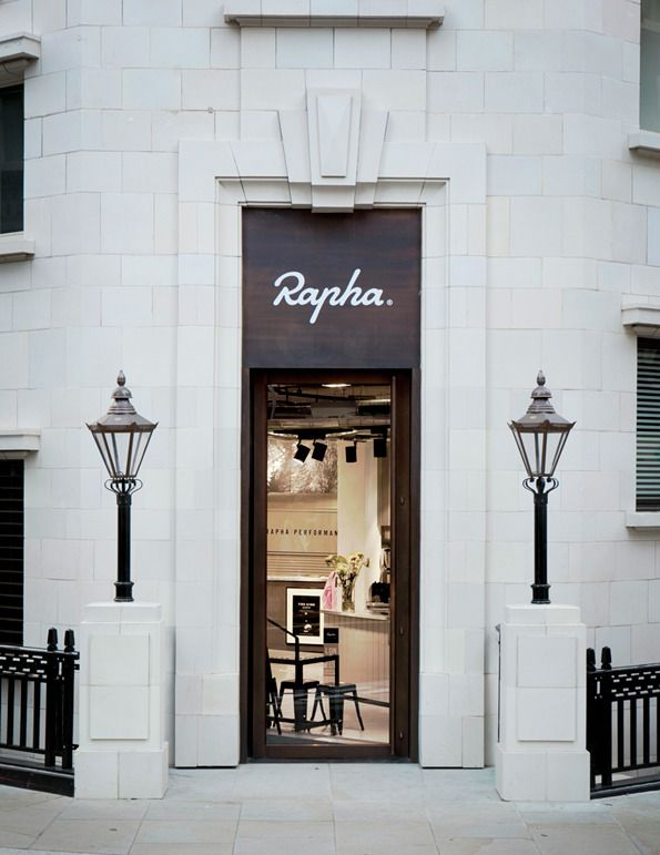 It's Nice That : The beautiful new Rapha Cycle Club is a dangerously pleasant place to be