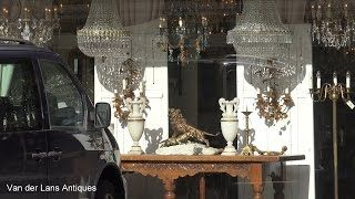 Van der Lans Antiques is a shop in Bussum Netherlands specialized in antique lighting, chandeliers, mirrors and more. See www.lansantiek.com