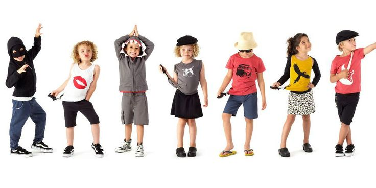 Disfrzarse, les ayuda a desarrollar su imaginacion y creatividad de una forma divertida