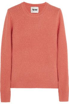 ACNE Clementine boiled wool sweater Original price £185 NOW  £64.75 65% OFF