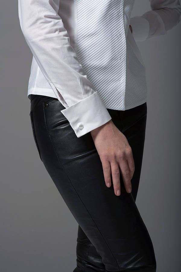 Penelope White Shirt