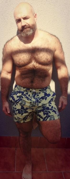 from Cole older hairy gay bears