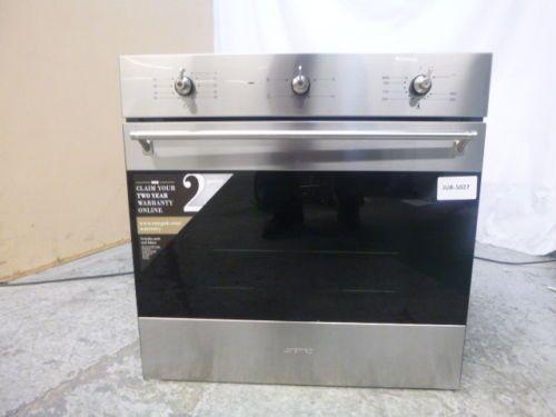 Graded-Smeg-SF6341GVX-GAS-Oven-St-steel-JUB-5027-RRP-429