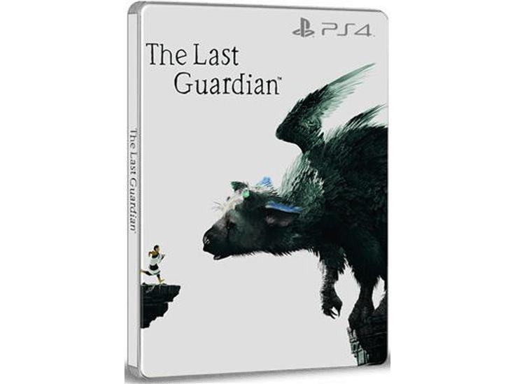 on aime PLAYSTATION GAMES The Last Guardian Édition Spéciale PS4 chez Media Markt