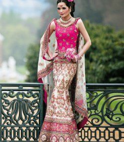 Designer Bridal Reception Lenghas | Wedding Lenghas, Bridal Lenghas, Indian Wedding Lenghas