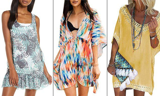 14 beach cover-ups that will carry you all summer long