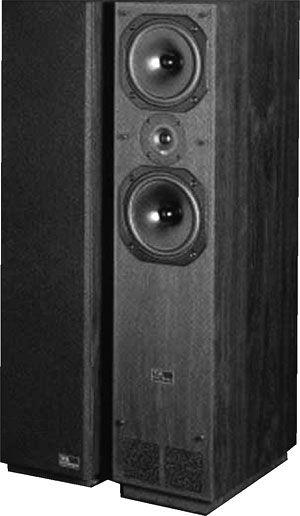 TDL Electronics RTL 3   HiFi   Loudspeaker, Electronics
