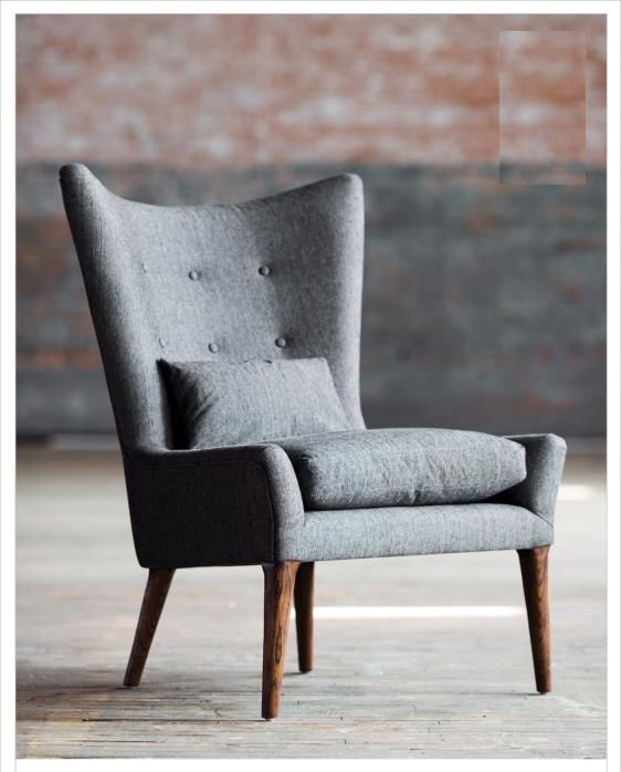 Retro, Wing Chair, HOT!