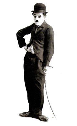 Café Con Leche: Homemade Halloween Costume Ideas - Charlie Chaplin