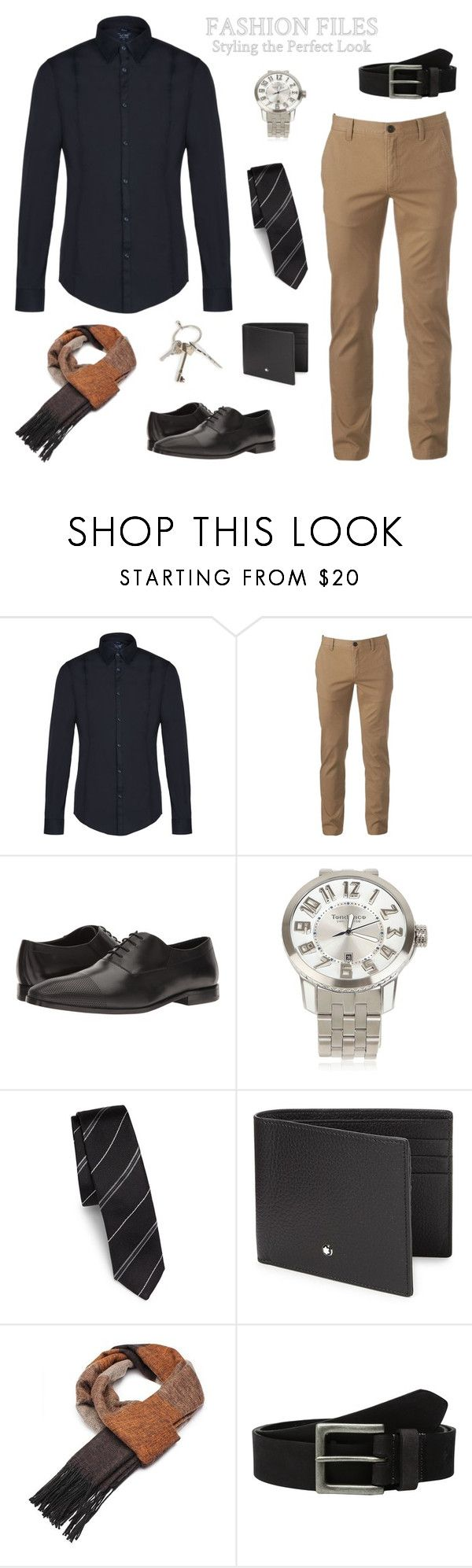 """""""New Contest - My Group"""" by deepwinter ❤ liked on Polyvore featuring Armani Jeans, Urban Pipeline, BOSS Hugo Boss, Tendence, Dolce&Gabbana, Montblanc, Timberland, Givenchy, men's fashion and menswear"""