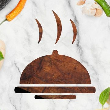 Köttfärsbiffar m. bacon - Recept - Tasteline.com