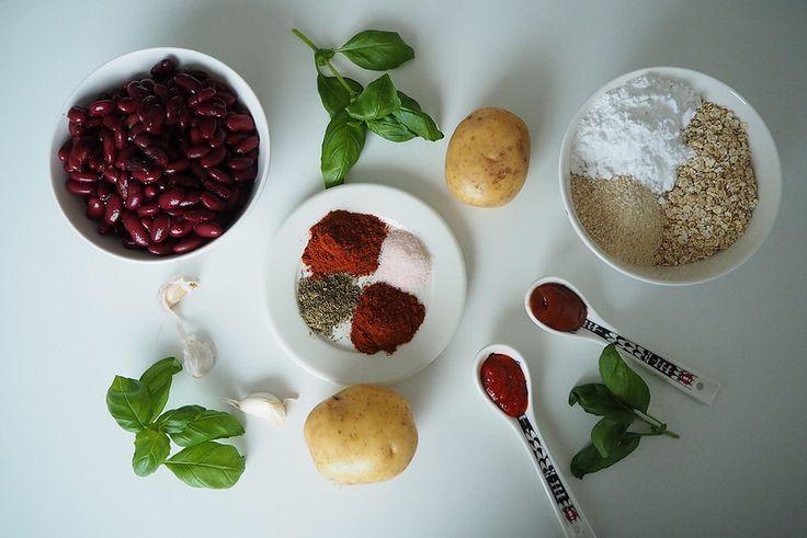 Pitsiniekka | Kidney Bean Ball Ingredients