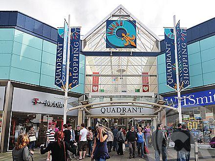 The Quadrant Swansea