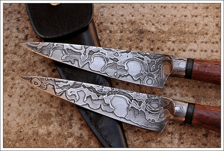 39 Best Cable Amp Chain Damascus Images On Pinterest Knife
