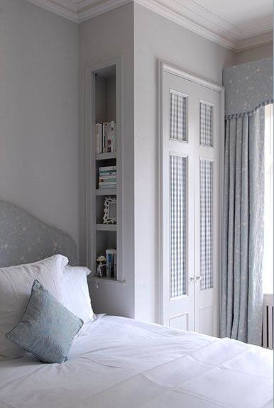 Built In Wardrobes For Small Bedrooms With Cubby Holes Pictures