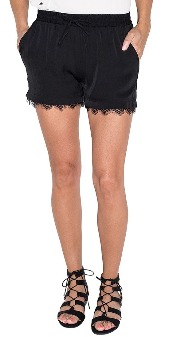 Pretty Cheeky Shorts