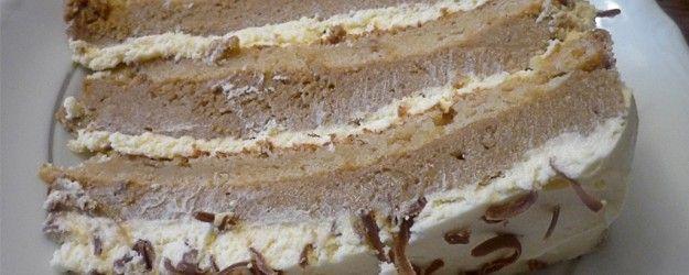 Plazma torta - slika recepta