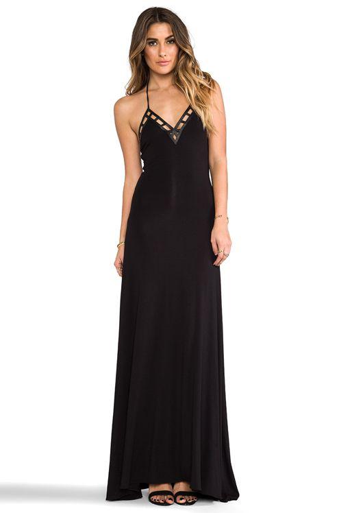 REVOLVE - sky - Kace Maxi Dress $184