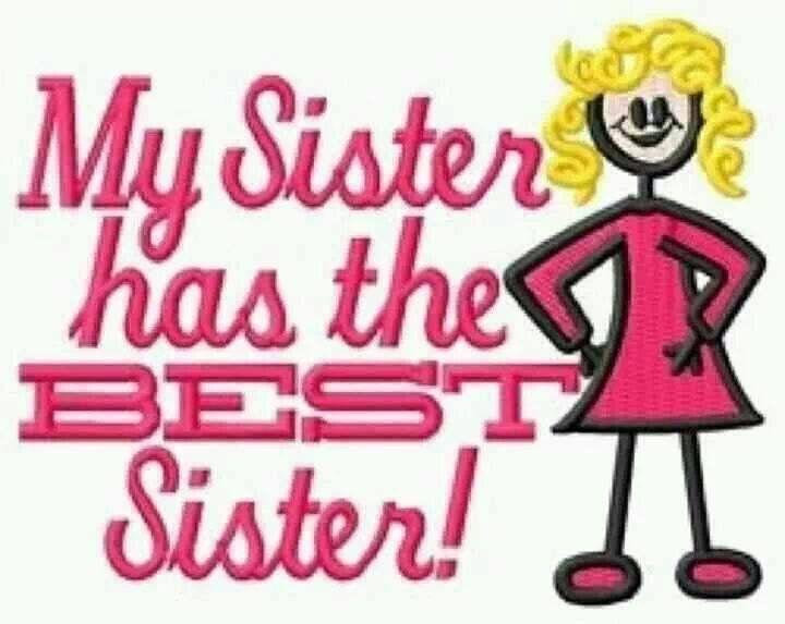 Sisters Sayings