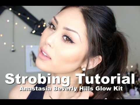 Strobing Tutorial featuring Anastasia Beverly Hills Glow Kit | My Beauty Bunny