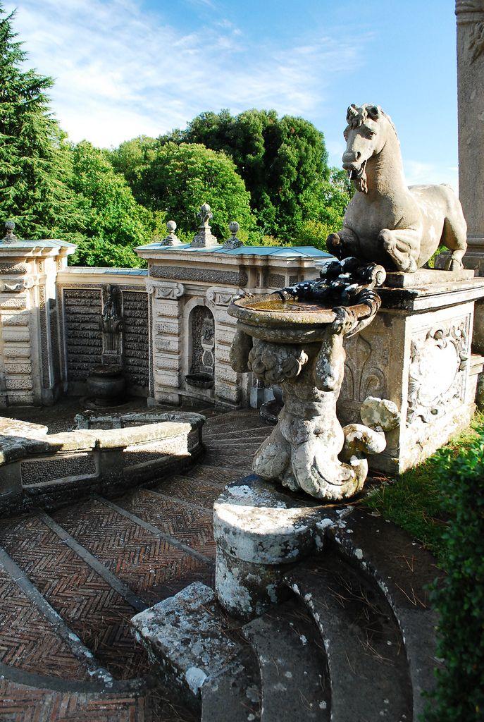 Giardini di Palazzo Farnese - Caprarola