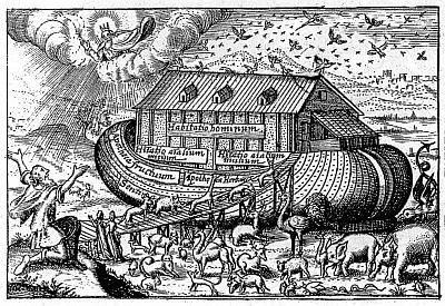-2349, Dieu invite tous ses contacts Facebook à jouer à Farmville. Seul Noé accepte.