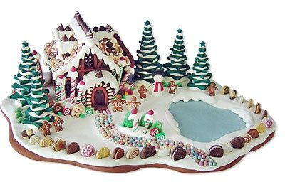 Gingerbread house gingerbread-houses