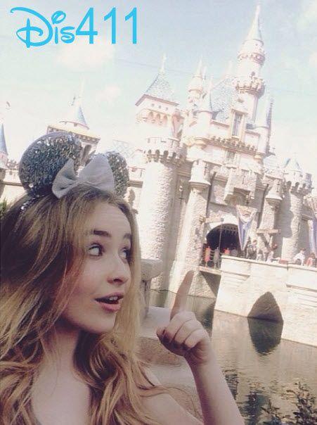 En el castillo Disney