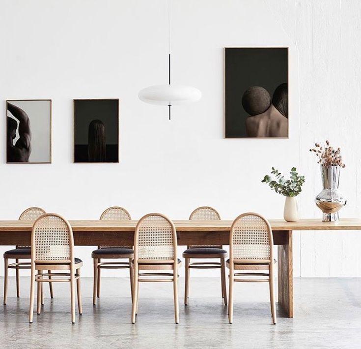4 Steps To Create A Minimalist Dining Room Minimalist Dining