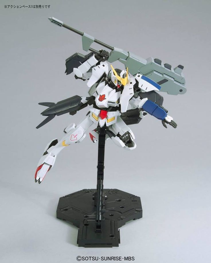 1/100 Gundam Barbatos 6th Form | Gundam Century
