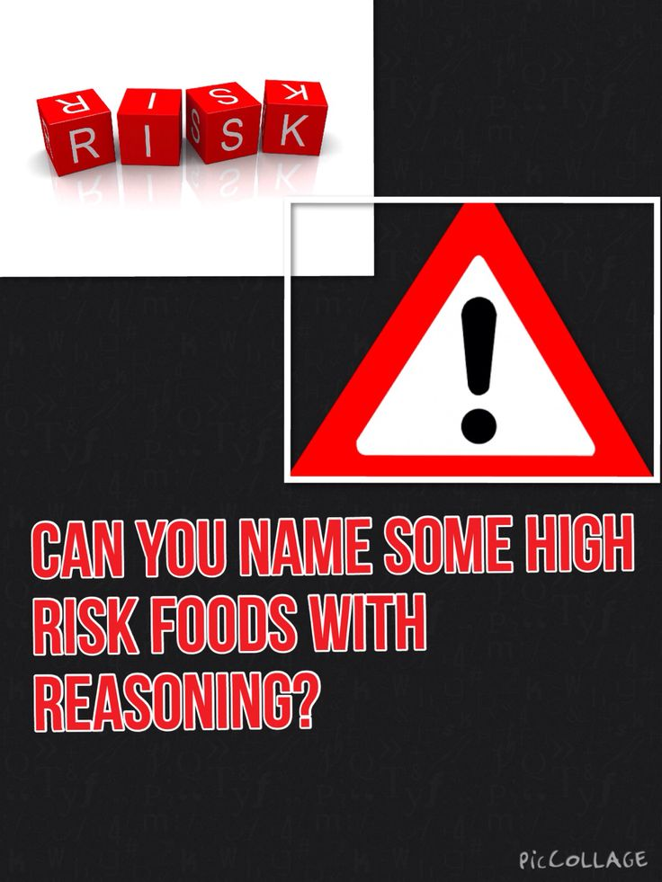 Catering risk