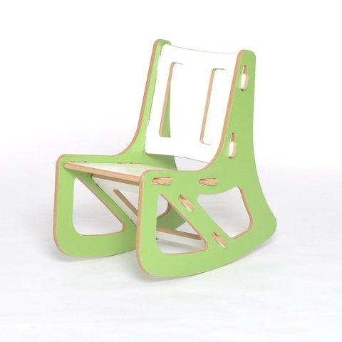 Kidu0027s Rocking Chair (Orange/White) From Sprout