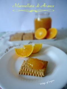 Marmellata di arance con le bucce ricetta