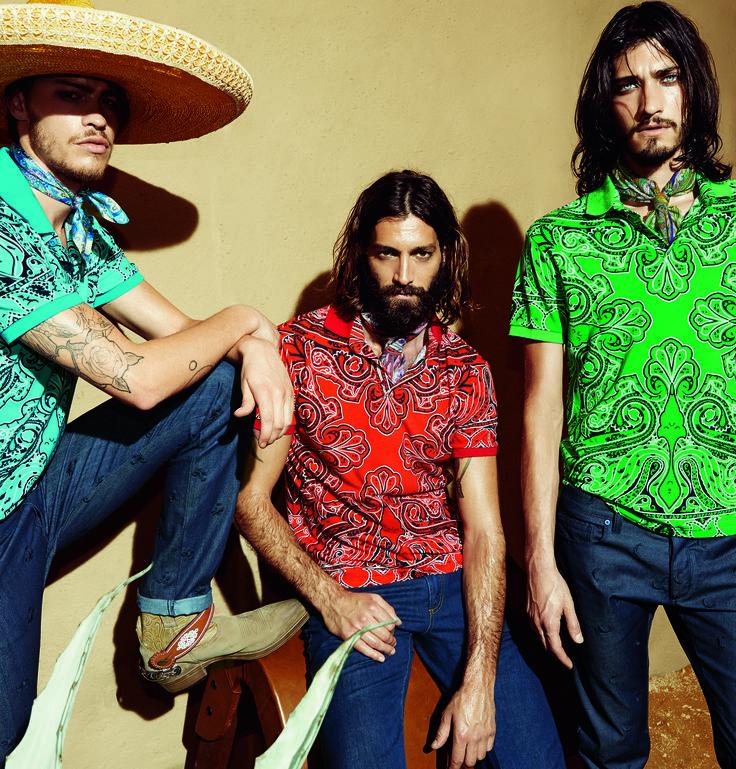 Hombre Italiano, inspirado en México #Tradición #Color #Costumbres #MéxicoestádeModa http://mexicoestademoda.com/mexico-esta-de-moda/mexico-inspiracion-para-la-moda-italiana/