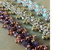 gianelle.beadforum.cz - Fotonávody na šité korálkové šperky