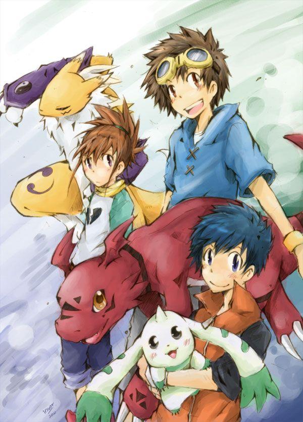 Digimon 03 by hangdok.deviantart.com on @deviantART