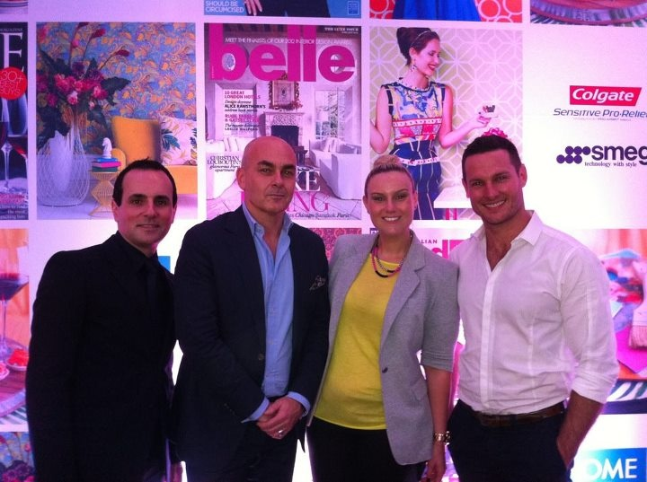 ACP Lifestyle talk with Neale Whittaker and Greg Natale for Luxaflex