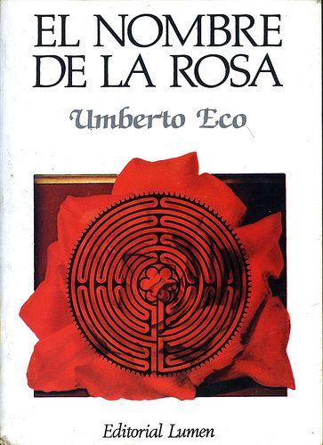 el nombre de la rosa libro - Buscar con Google