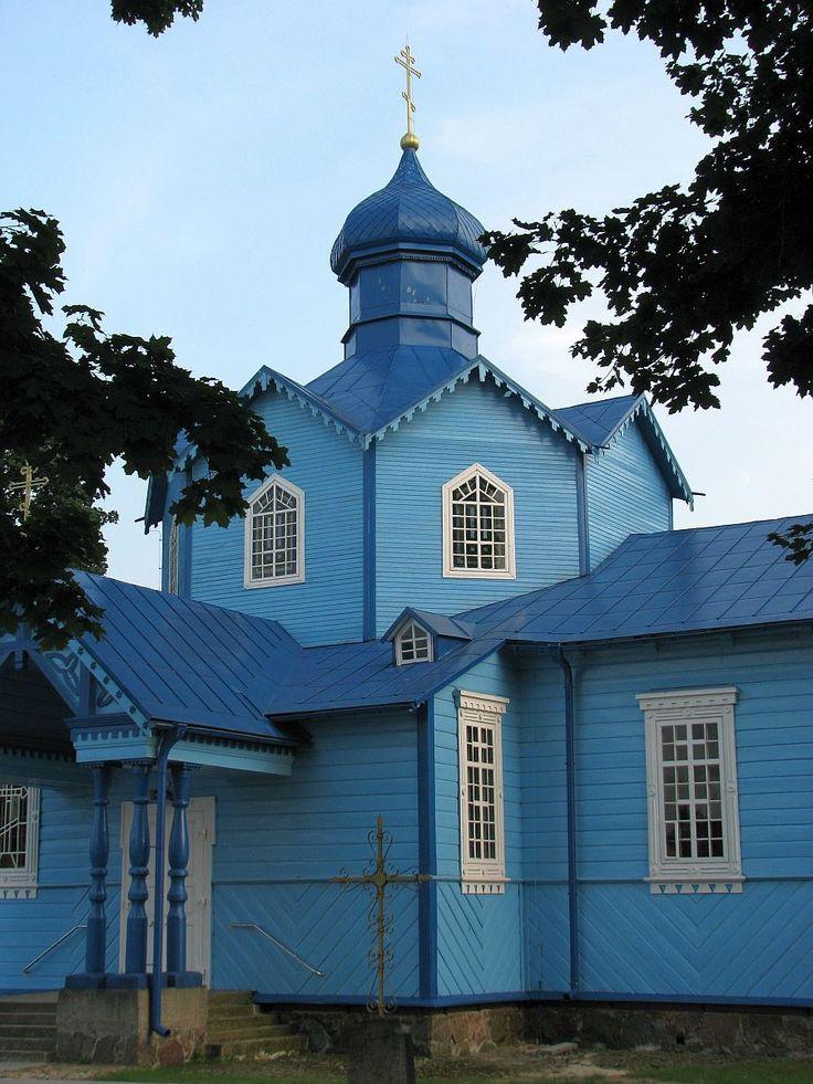 Ortodox church, Podlaskie