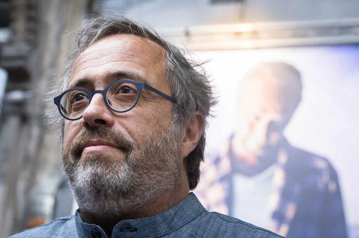 Jaco Van Dormael, regisseur van 'Le tout Nouveau Testament', film die werd genomineerd voor de Golden Globes.