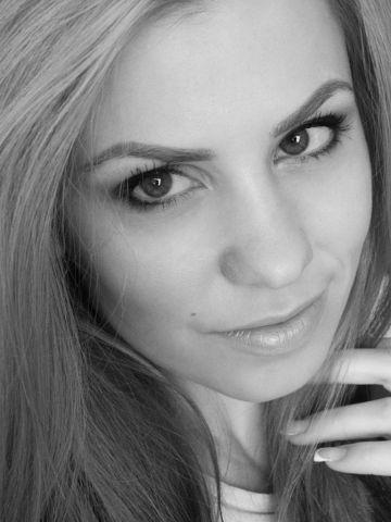 Irina Chireacova. Black&White photo.