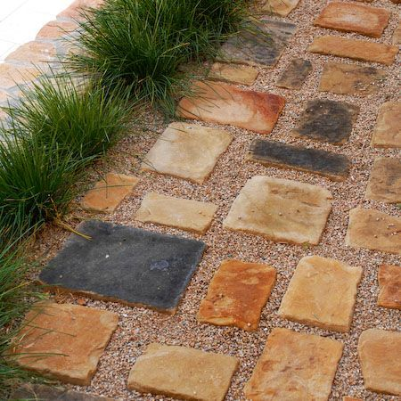 1000 ideas about garden pavers on pinterest ground for Adoquines para jardin