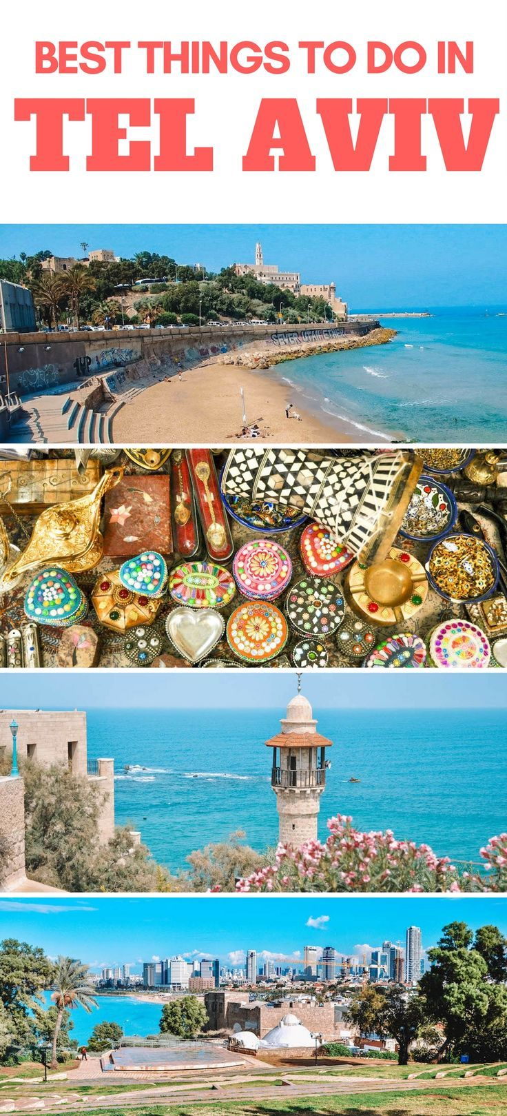Find out how to explore Tel Aviv like a local! The best things to do, places to see, where to eat and all the insider tips from a local!