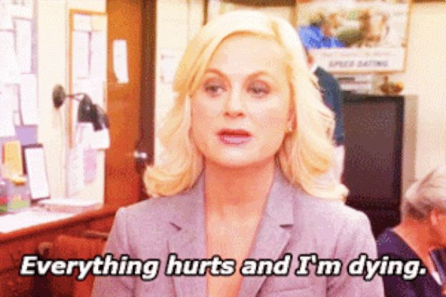 25 GIFs That Perfectly Sum Up Having Your Period