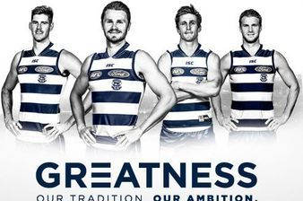 Vote For Your Favourite Geelong Cats Footy Players!